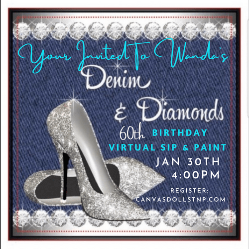 Private Event: Wanda's Denim & Diamonds Birthday Event