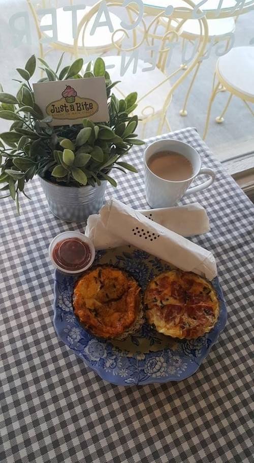 Crustless Quiche (Frittata) or Breakfast Burrito