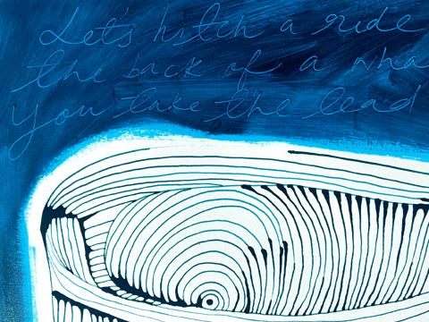Whale, 2021