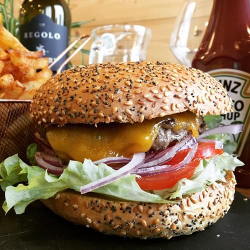 Cheese Burger (LB)