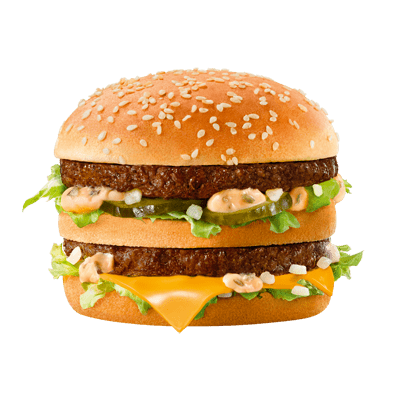 MENU MAXI BEST OF BIG MAC