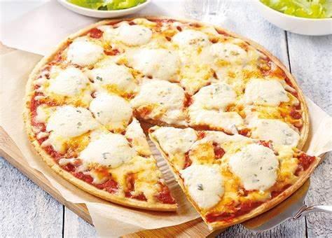 Pizza alla Capra