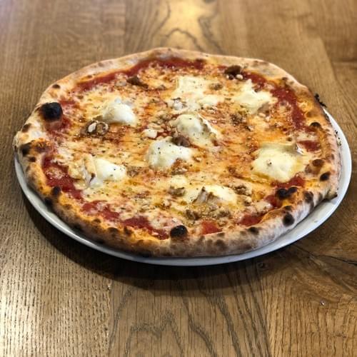 Pizza Chèvre Little Boxes