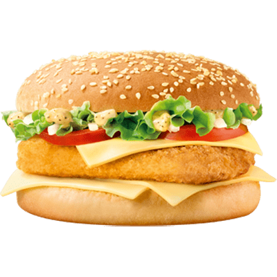 MENU BEST OF CHICKEN BIG TASTY
