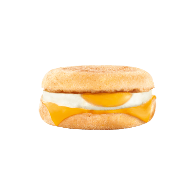 McMUFFIN EGG & CHEESE