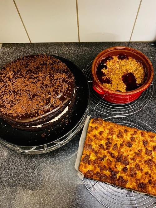 Desserts BIGHORN