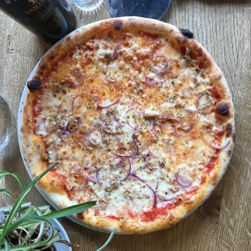 Pizza Tonno e cipolla Little Boxes