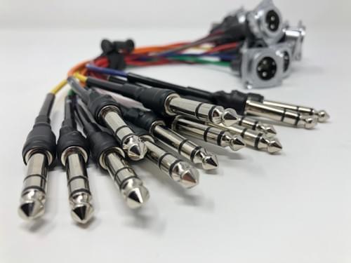 """Seetronic 36"""" TRS-XLR Pre Wire Kit ( 12 Channel Kit )"""