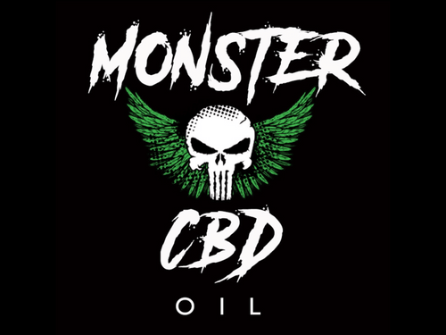 Monster CBD Oil