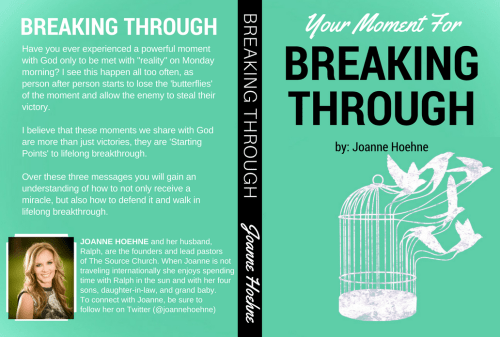 Breaking Through DVD Set
