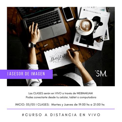 ASESOR de IMAGEN  online en VIVO -  Paraguay