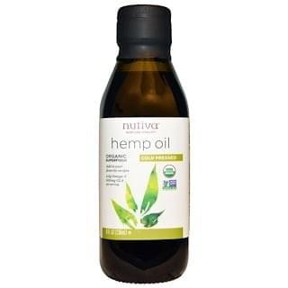 Hemp Oil -  Omega - 3 Antioxidant