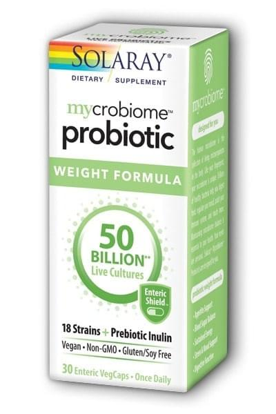 Solaray Probiotic  Weight Formula - Decrease Fat Absorption