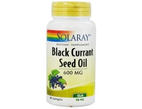 Black Currant Seed Oil -  Fat Burner