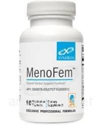 MenoFem - Helps Prevent Hot Flashes of Menopause Naturally