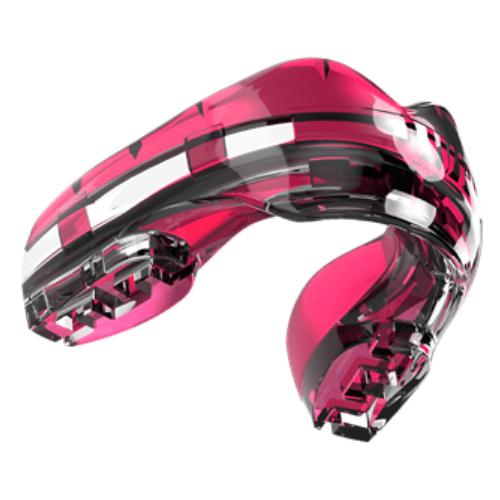 SAFEJAWZ Ortho Series Mouthguard - Ice Pink