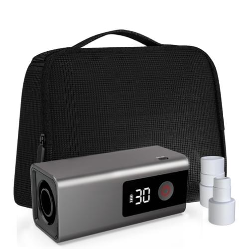 Portable CPAP Cleaner and Santizer Bundle - O3