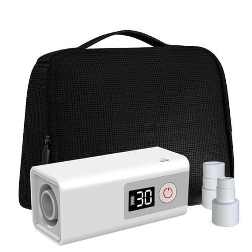LEEL CPAP Cleaner-white