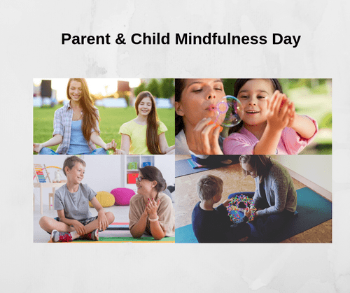 Parent & Kids Mindfulness Workshop