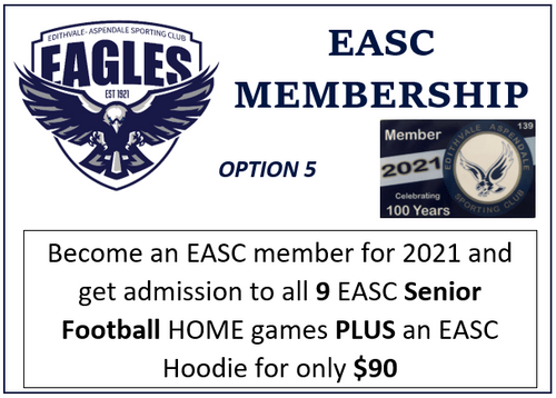 2021 Club Membership with Club Hoodie
