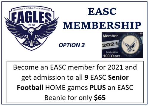 2021 Club Membership with Club Beanie