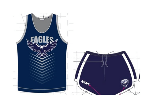 Senior Pre Season Singlet & Shorts Combo