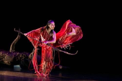 Nuo Spiritual Dance & Art Foundation - 2018 Publish