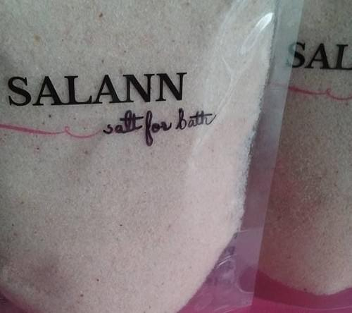 Relaxing Relief Bath Salt