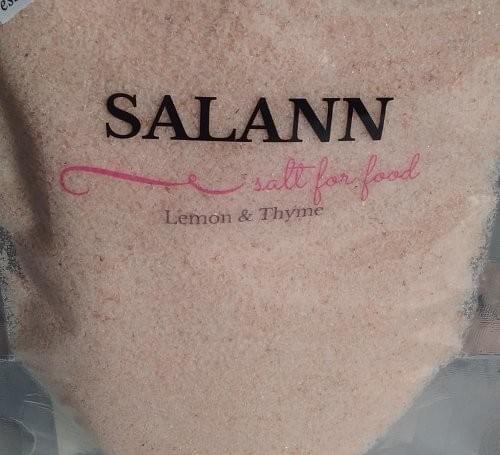 Lemon & Thyme Pouch