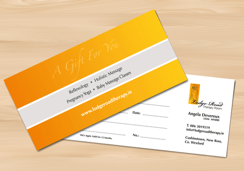Gift Vouchers from €30 - €100