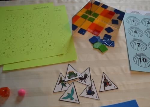 Magical Math Activity Kit -- Free Shipping