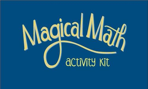 Magical Math Activity Kit -- Free Shipping