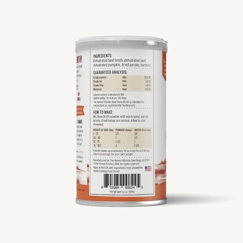 HK Goat's Powdered Milk - Herbal Digestive Supplement - Beef Bone Broth - Turkey Bone Broth