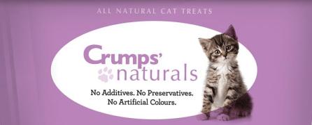 Crumps Naturals Freeze-Dried Cat Treats Variety