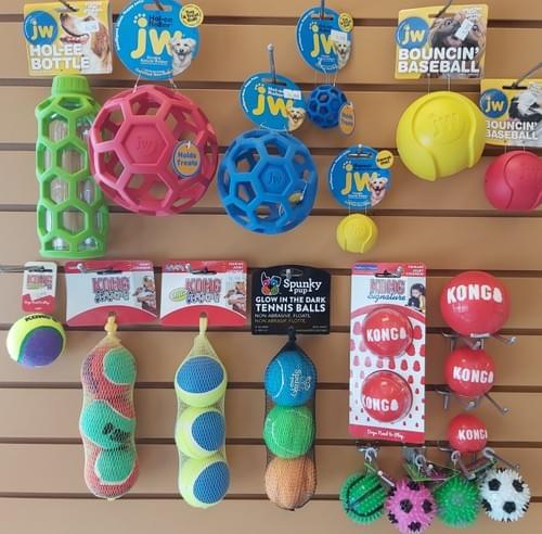 JW - KONG - Spunky Pup - Gnawsome Toys