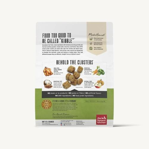 The Honest Kitchen Dehydrated Chicken Clusters