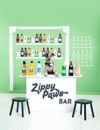 Zippy Paws Happy Hour Crusherz 11""
