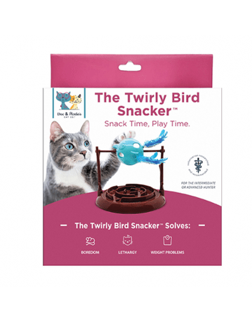 The Twirly Bird Snacker