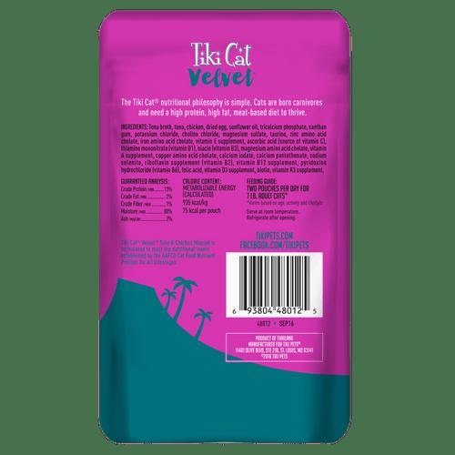 Tiki Cat Velvet Mousse