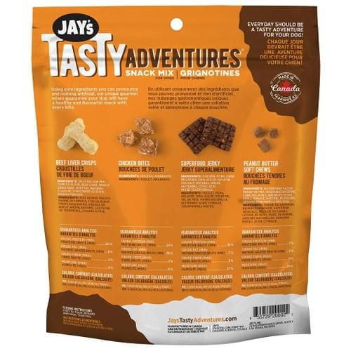 Jay's Tasty Adventures     Peanut Butter Chicken Snack Mix