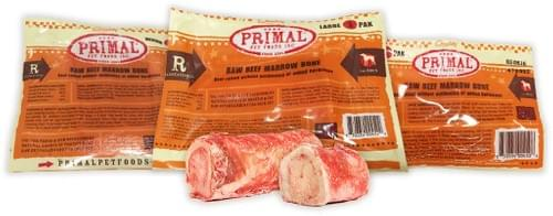 Primal Raw Marrow Bones