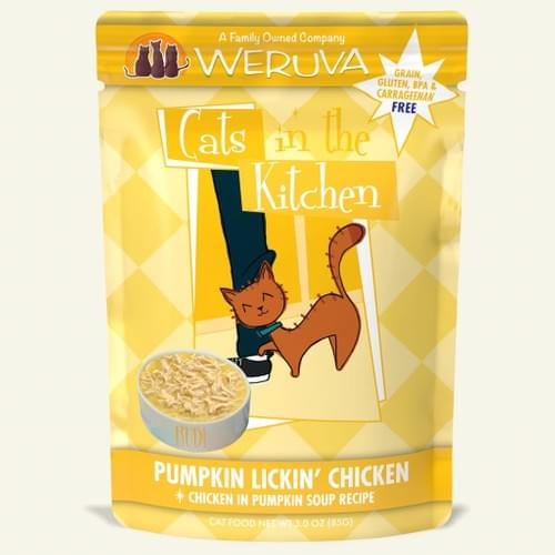 Weruva Cats in the Kitchen     Pumpkin Jack Splash (3oz Pouch)