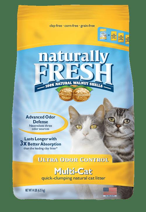 Naturally Fresh Ultra Odor Control