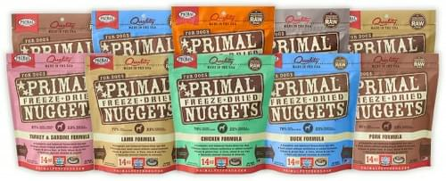 Primal Canine Freeze-Dried    Variety of Flavours