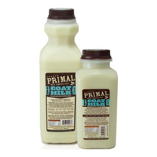 Primal Frozen Goat's Milk