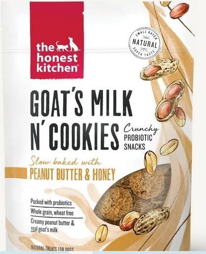 Goats Milk 'N' Cookies Peanut Butter & Honey