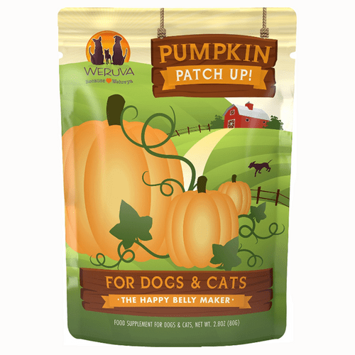 Weruva Pumpkin Patch Up!  Dietary Supplement