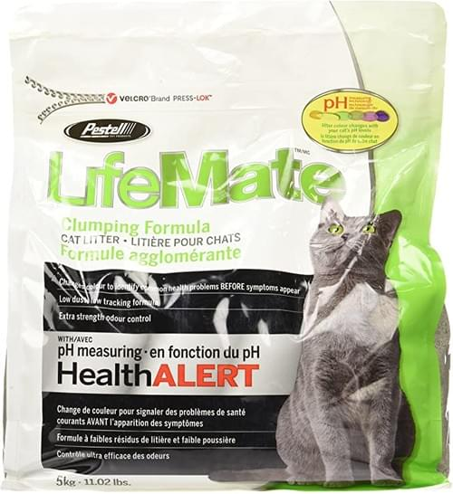 LifeMate Clumping Litter with Health ALERT
