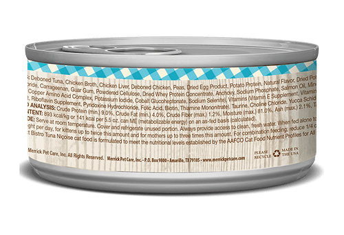 Purrfect Bistro Grain Free      Morsels and Minces in Gravy  5.5oz cans