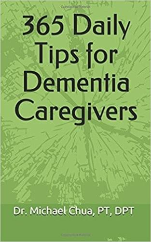 365 Daily Tips for Dementia Caregivers